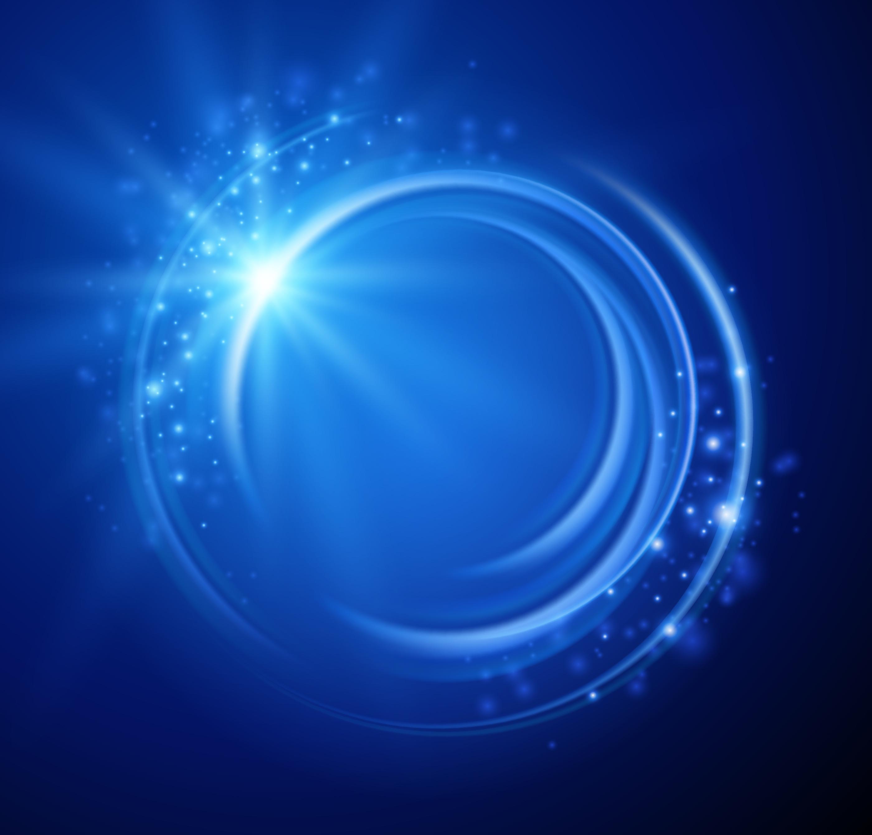 Healing energy discs